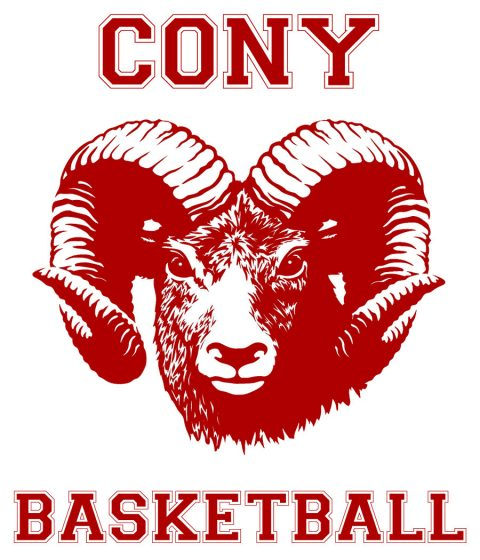 cony basketball